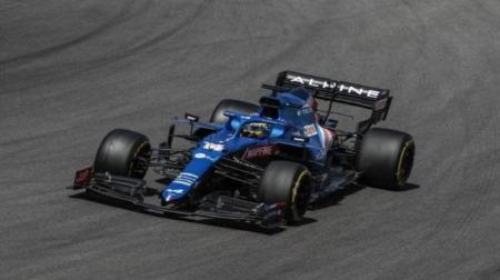 アルピーヌのアロンソコメント@F1ポルトガルGP