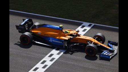 マクラーレンのノリスコメント@F1ポルトガルGP