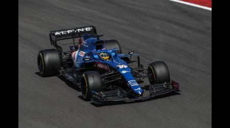 アルピーヌがF1ポルトガルGPで速くなった理由