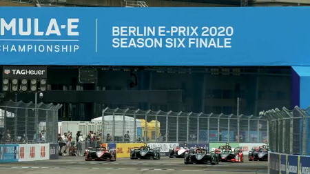 2019-2020 フォーミュラE 第11戦 ベルリン 決勝