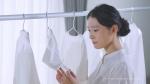 江田友莉亜 アイリスオーヤマ サーキュレーター衣類乾燥除湿機「におわない」篇 0003