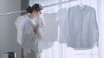 江田友莉亜 アイリスオーヤマ サーキュレーター衣類乾燥除湿機「におわない」篇 0005