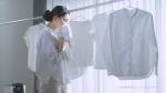 江田友莉亜 アイリスオーヤマ サーキュレーター衣類乾燥除湿機「におわない」篇 0006