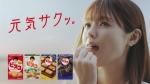 深田恭子 グリコ ビスコ 「世界のしあわせ」 篇 0007