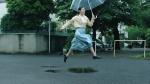 今田美桜 ユニクロ シフォンプリーツロングスカート 0007