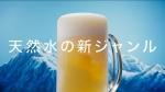 川口春奈 サントリーブルー 「スッキリうまし 新発売」篇 0014