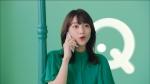 川口春奈 QT mobile おしゃべりシリーズ「ショップもwebも」篇 0002