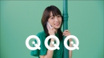 川口春奈 QT mobile おしゃべりシリーズ「ショップもwebも」篇 0013