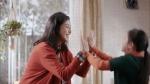 松嶋菜々子&阿由葉さら紗 大正製薬 パブロンSゴールドW「想い合うふたり」篇 0012