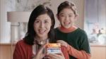 松嶋菜々子&阿由葉さら紗 大正製薬 パブロンSゴールドW「想い合うふたり」篇 0013