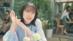 清野菜名 花王 ロリエ スリムガード「あなたにリコメンド」篇 0004