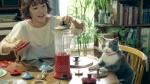 上野樹里 カゴメ 野菜生活Soy+(ソイプラス)「ちゃっかりSOYでもメンテ。」篇 0008