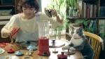 上野樹里 カゴメ 野菜生活Soy+(ソイプラス)「ちゃっかりSOYでもメンテ。」篇 0009