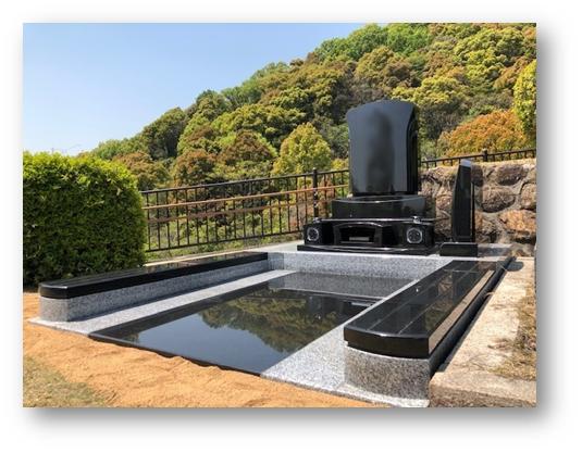 芦屋霊園デザイン墓