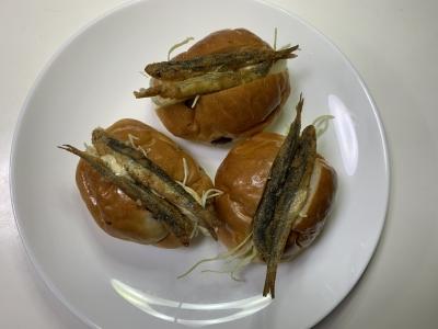 シコサンド(カタクチイワシ)