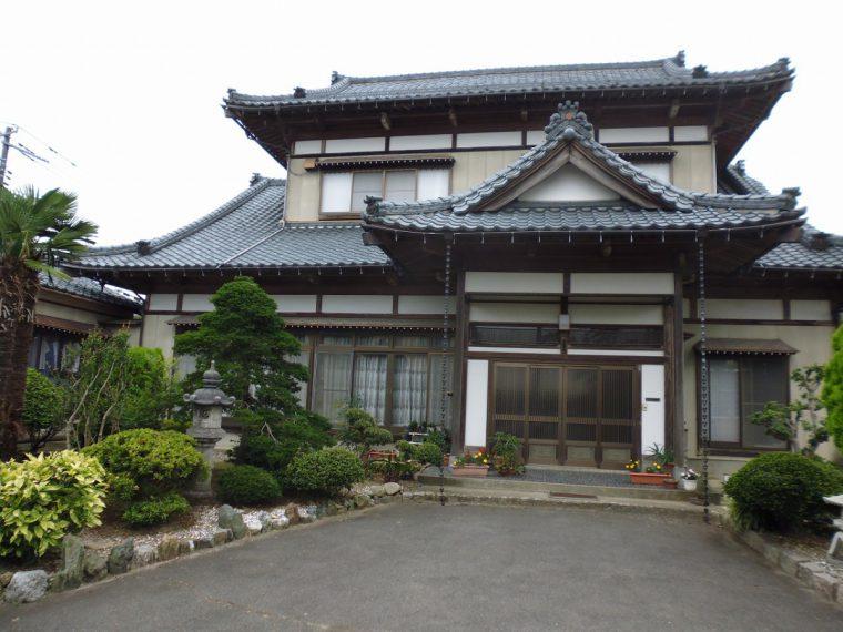 純日本家屋