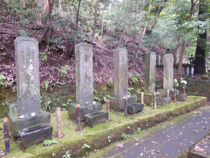 後北条氏五代の墓