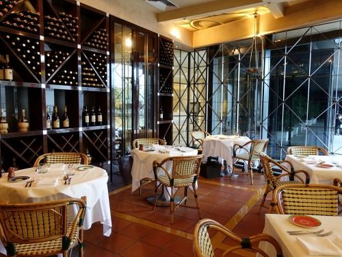 イタリア料理 バジリコ ハイアット リージェンシー 大阪 (5)