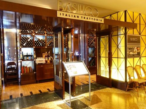 イタリア料理 バジリコ ハイアット リージェンシー 大阪 追加2