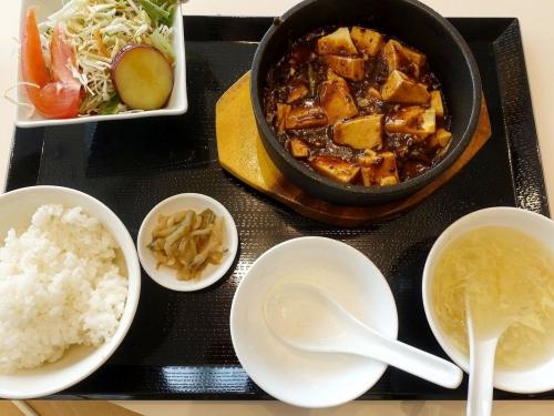 中国料理 紫微星 奈良店 定食ランチ 202004 (10)