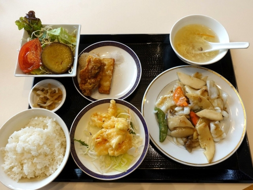 中国料理 紫微星 奈良店 定食ランチ 202004 (28)