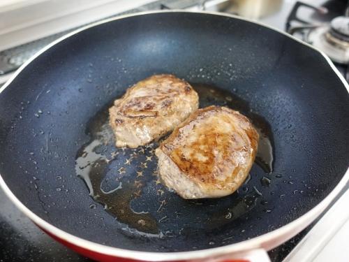 ふるさと納税 山梨県富士吉田市 熟成肉 山梨県産 セット 熟成肉『極』網脂ハンバーグ10個セット (6)