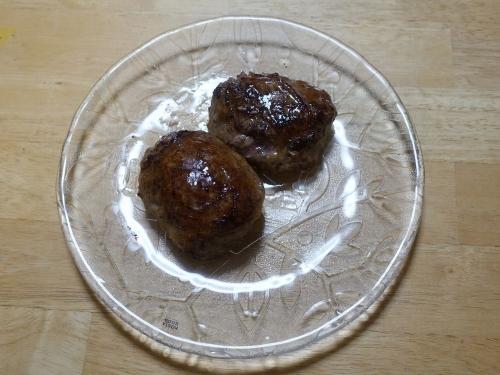 ふるさと納税 山梨県富士吉田市 熟成肉 山梨県産 セット 熟成肉『極』網脂ハンバーグ10個セット (7)