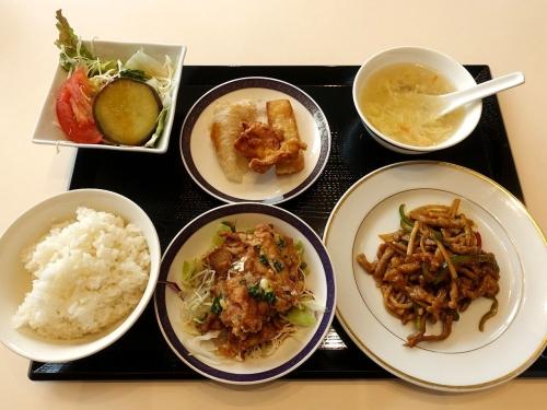 中国料理 紫微星 奈良店 定食ランチ 202004 (4)
