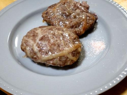 追加 ふるさと納税 山梨県富士吉田市 熟成肉 山梨県産 セット 熟成肉『極』網脂ハンバーグ10個セット (4)