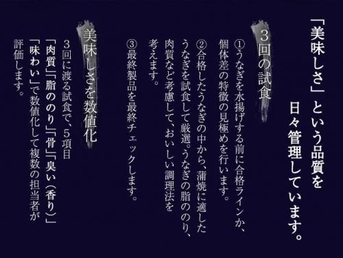 ふるさと納税2019 宮崎県都農町 うなぎ蒲焼(長焼5尾入) 追加 (6)