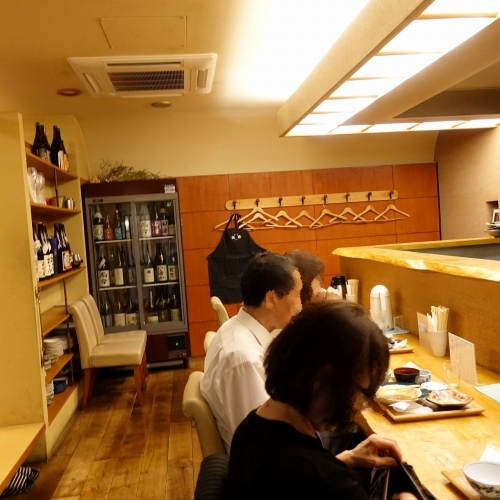 鴨と日本酒 五角 (18)