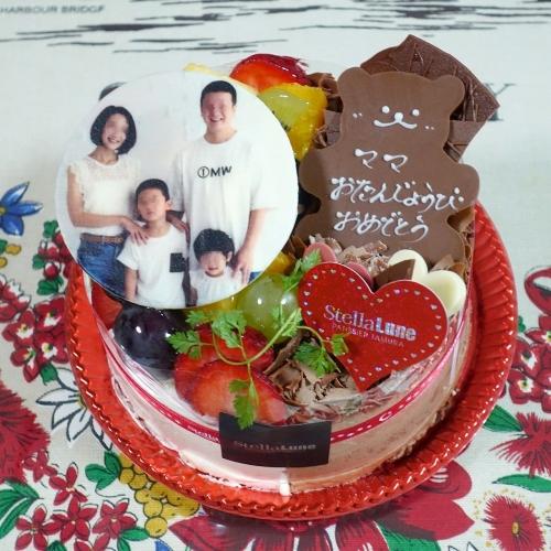 ステラリュヌ 誕生日ケーキ 202008 (3)2