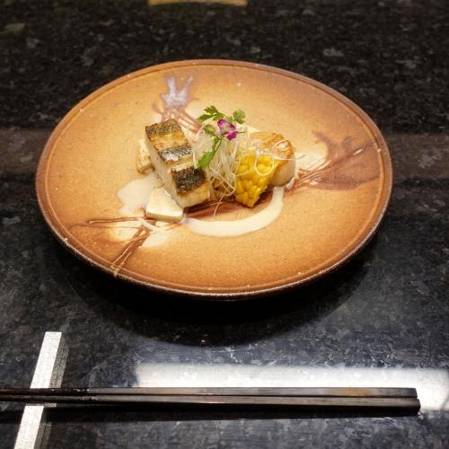 JWマリオット ホテル奈良 鉄板焼き AZEKURA 校倉 (13)