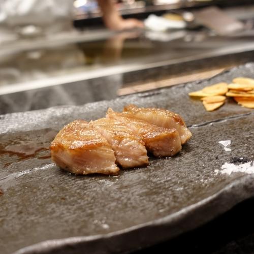 JWマリオット ホテル奈良 鉄板焼き AZEKURA 校倉 (43)