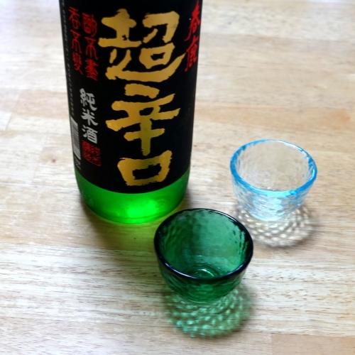 春鹿 今西清兵衛商店 利き酒 追加 (1)2