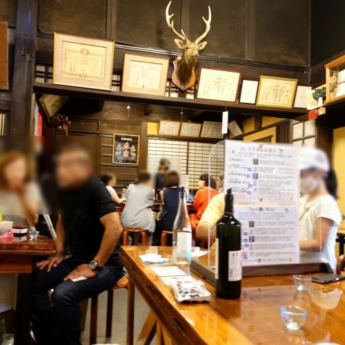 春鹿 今西清兵衛商店 利き酒 (14)
