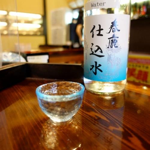 春鹿 今西清兵衛商店 利き酒 (17)