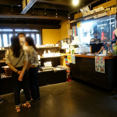 春鹿 今西清兵衛商店 利き酒 (45)