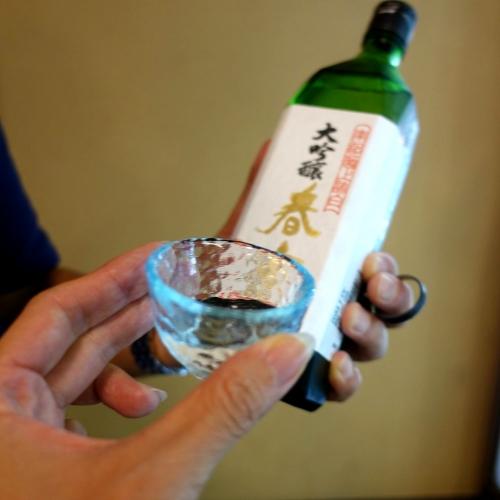 春鹿 今西清兵衛商店 利き酒 (36)