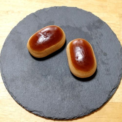 菓匠 清閑院 手作り最中 黄金逢 栗まんじゅう 萬年樹 (1)