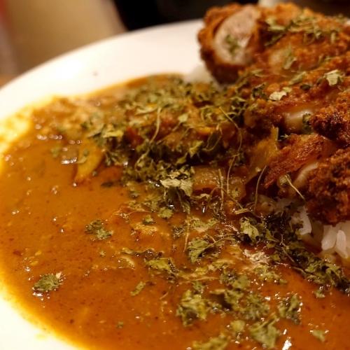 米麺亭 ランチ チキンカツカレー (19)