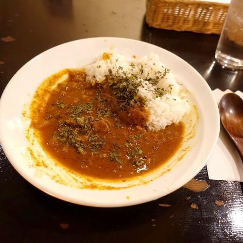 米麺亭 ランチ チキンカツカレー (5)