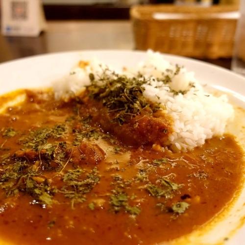 米麺亭 ランチ チキンカツカレー (6)