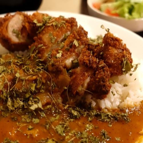 米麺亭 ランチ チキンカツカレー (18)