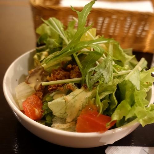 米麺亭 ランチ チキンカツカレー (21)