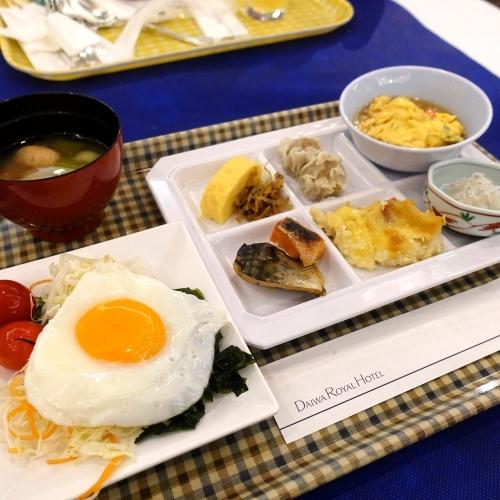 ホテル&リゾーツ長浜 宿泊・朝食 (45)