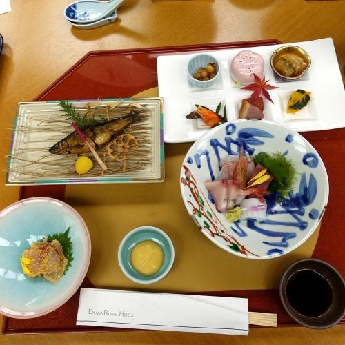 ホテル&リゾーツ長浜 夕食 (17)