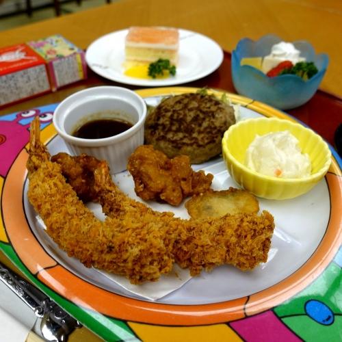ホテル&リゾーツ長浜 夕食 (11)