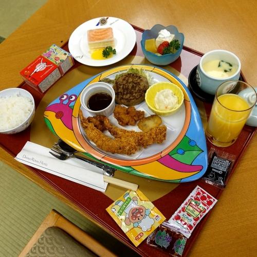 ホテル&リゾーツ長浜 夕食 (10)