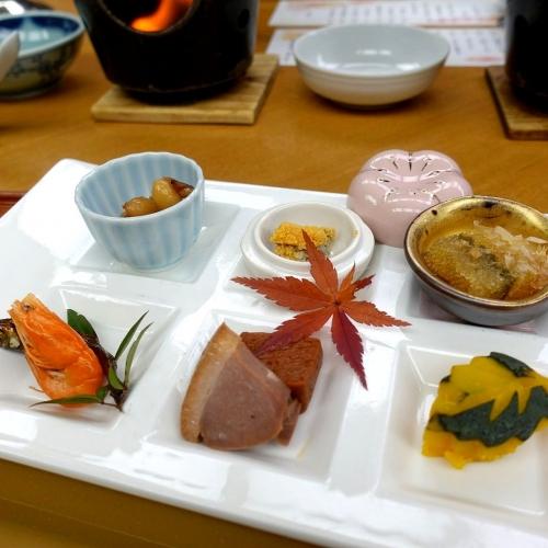 ホテル&リゾーツ長浜 夕食 (22)